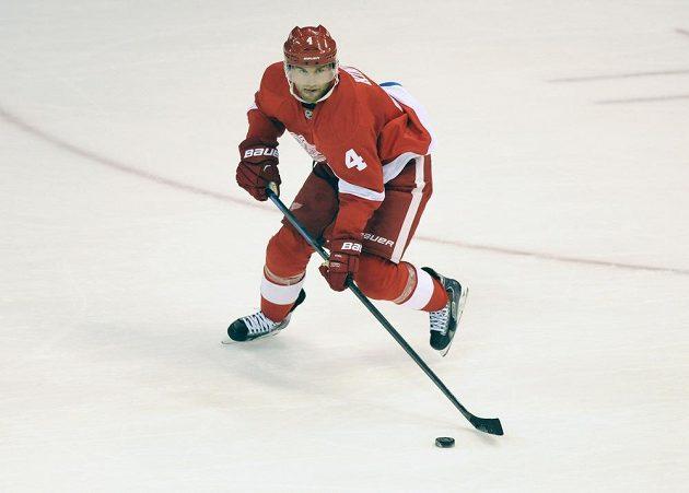Jakub Kindl byl vyhlášen druhou hvězdou zápasu s Bostonem.