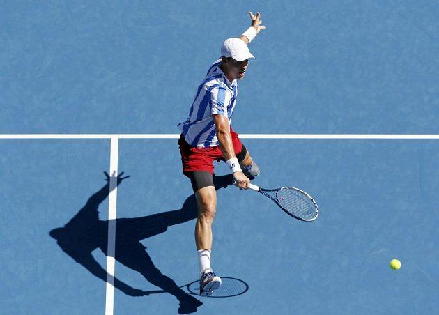 Tomáš Berdych prošel bez potíží do 4. kola Australian Open.