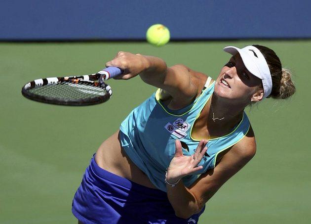 Karolína Plíšková zatím na US Open neztratila ani set.