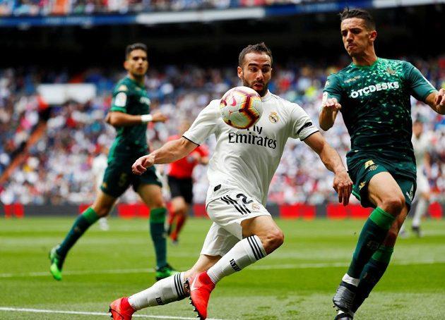 Fotbalisté Realu Madrid doma nestačili na Betis