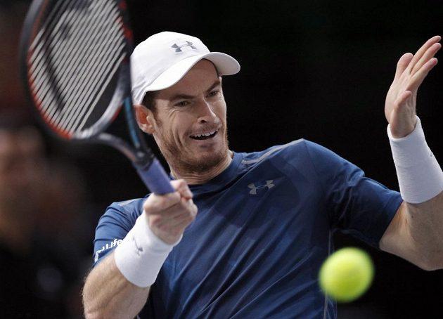Brit Andy Murray se pomalu blíží k postu světové jedničky.