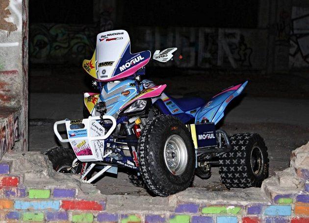 Yamaha pro Ollie Roučkovou je nachystaná...