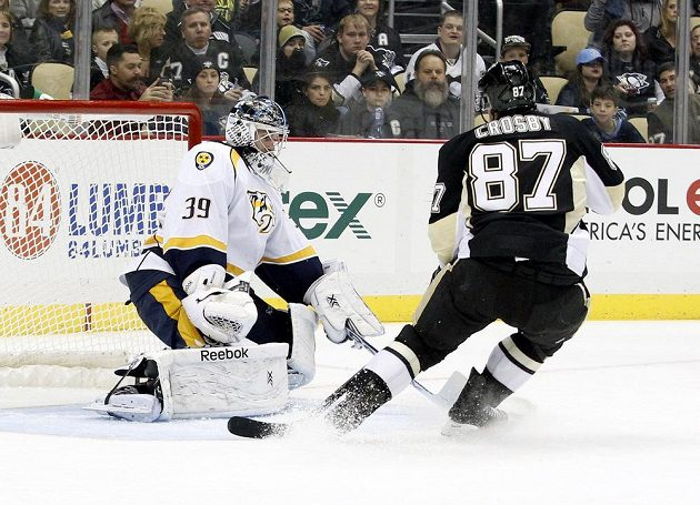 Crosby sice na Mazance nevyzrál, jiní čtyři hráči Pittsburghu ale ano.