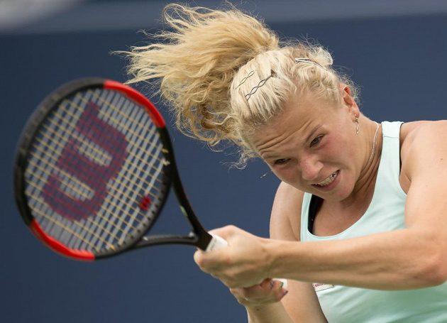 Kateřina Siniaková v Torontu dohrála.