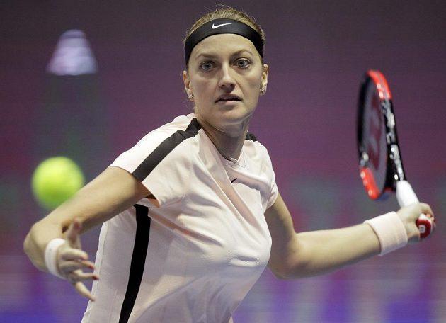Petra Kvitová si poprvé od loňského července zahraje o titul.