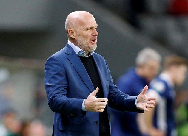 Fotbalisté Kazachstánu při soutěžní premiéře trenéra Michala Bílka na úvod kvalifikace o postup na Euro 2020 doma překvapivě porazili Skotsko 3:0.