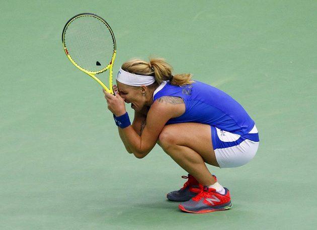 Nešťastná Světlana Kuzněcovová prohrála v Moskvě obě dvouhry.