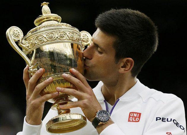 Světová jednička Novak Djokovič v Londýně získala svůj devátý grandslam.