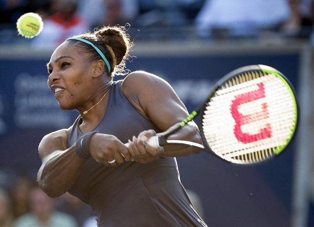 Serena Williamsová na titul nedosáhla