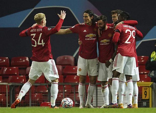 Fotbalisté Manchesteru United jasně kralovali