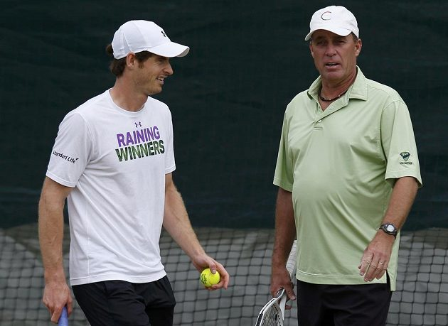 Obnovená spolupráce s Ivanem Lendlem přinesla Andymu Murraymu znovu úspěch na grandslamovém turnaji.