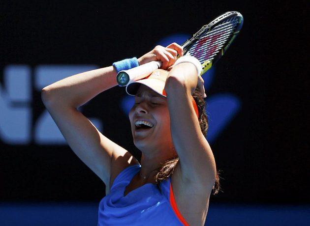 Srbka Ivanovičová utla vítěznou sérii Američanky S. Williamsové a postoupila do čtvrtfinále Australian Open.
