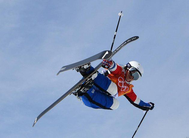 Zkušená Francouzka Marie Martinodová útočila při loučení s kariérou na olympijskou medaili.