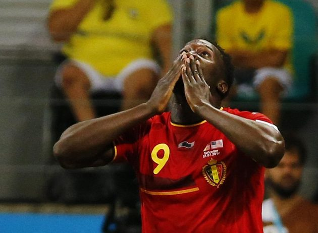 Střídající Romelu Lukaku rozhodl druhým gólem v prodloužení o postupu Belgie přes USA.
