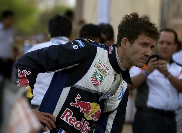 Sébastien Ogier, vítěz Mexické rallye.