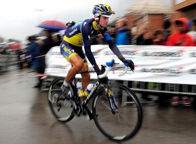 Český cyklista Roman Kreuziger vyhrál Amstel Gold Race.