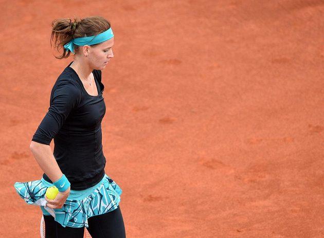 Zklamaná Lucie Šafářová nestačila na Jekatěrinu Alexandrovovou z Ruska.