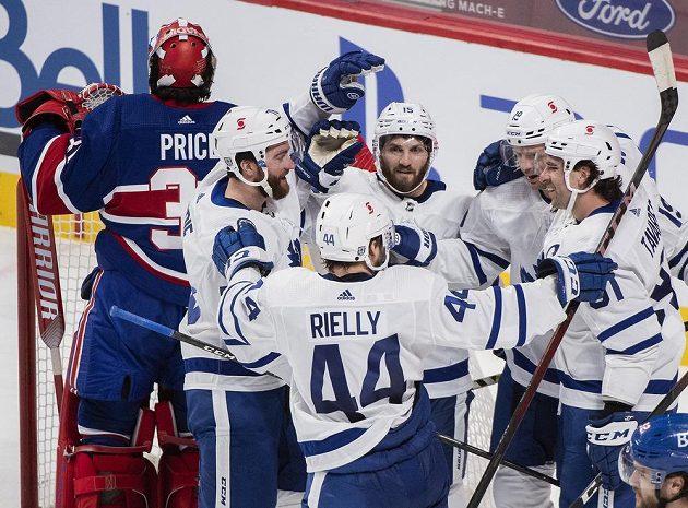 Toronto porazilo Montreal 5:3.
