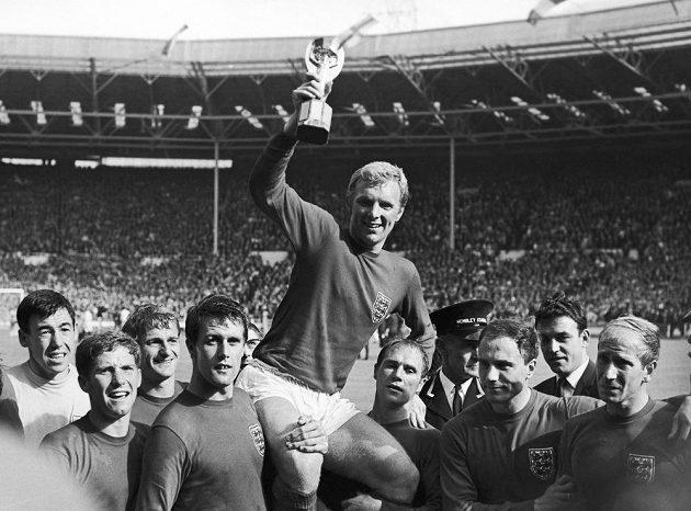 Gordon Banks patří k největším osobnostem anglického fotbalu