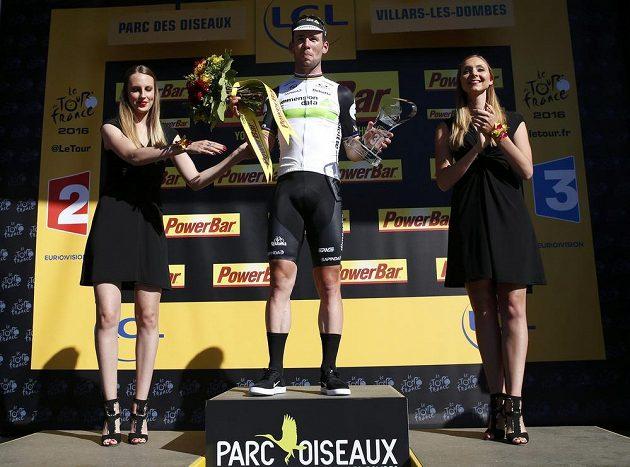 Mark Cavendish, vítěz čtrnácté etapy Tour de France.