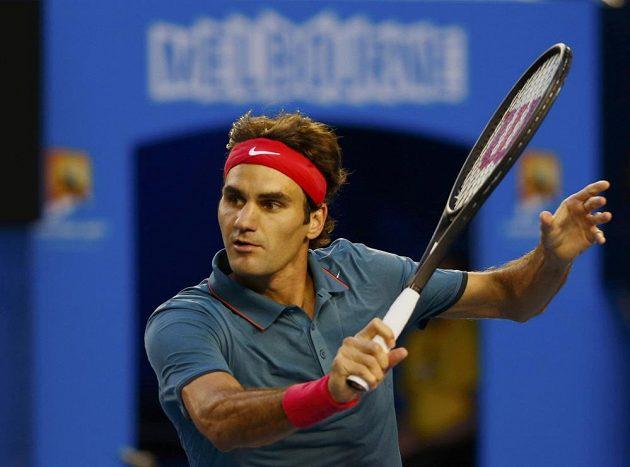 Roger Federer v Melbourne.