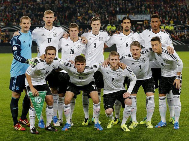 Také Německo by mělo patřit k velkým adeptům na zisk trofeje.