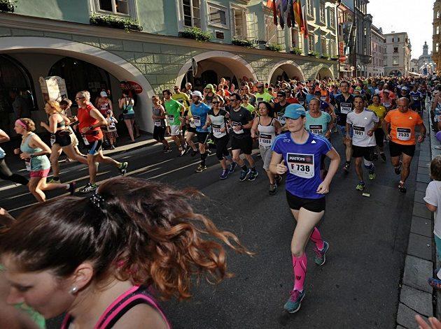 Českobudějovický půlmaratón ovládl Keňan Cheroben.