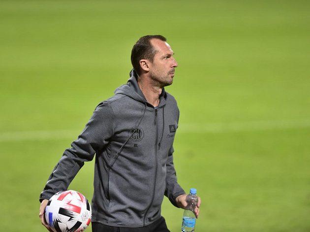 Trenér Olomouce Radoslav Látal.