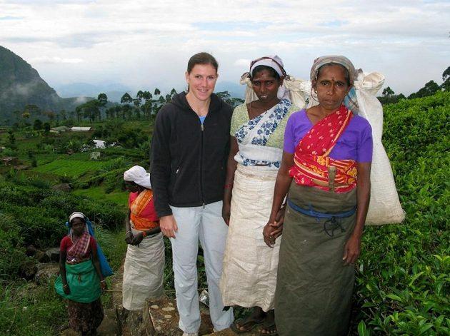 Lidé v jihovýchodní Asii si Zuzanu Hejnovou získali svojí vstřícností.
