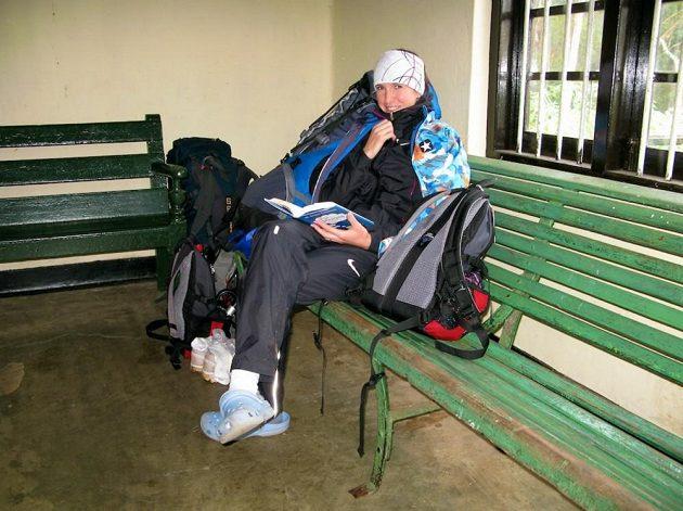 S batohem na zádech tráví Zuzana Hejnová dovolenou nejčastěji.
