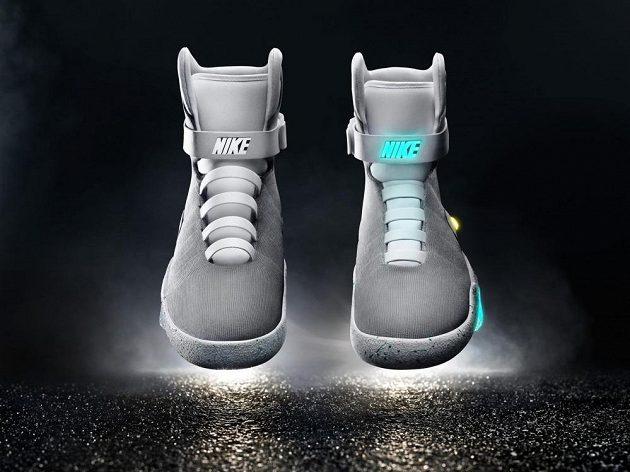 Adaptivní boty z budoucnosti - zareagují i na vaše tajná přání?