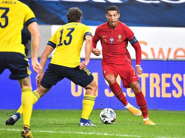 Cristiano Rolando se postaral o úvodní branku utkání