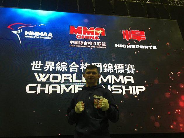 Artur Mykytenko v Macau.