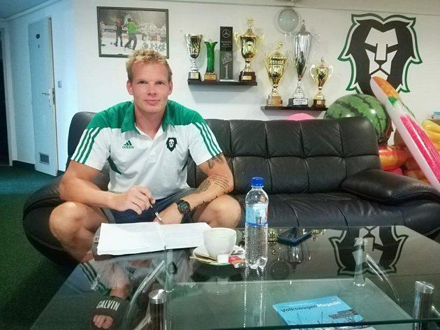 Václav Nedorost ukončil hráčskou kariéru a stal se asistentem sportovního ředitele BK Mladá Boleslav.