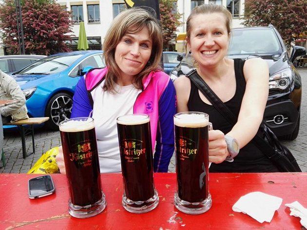 GutsMuths – Rennsteiglauf: Předzávodní hydratace
