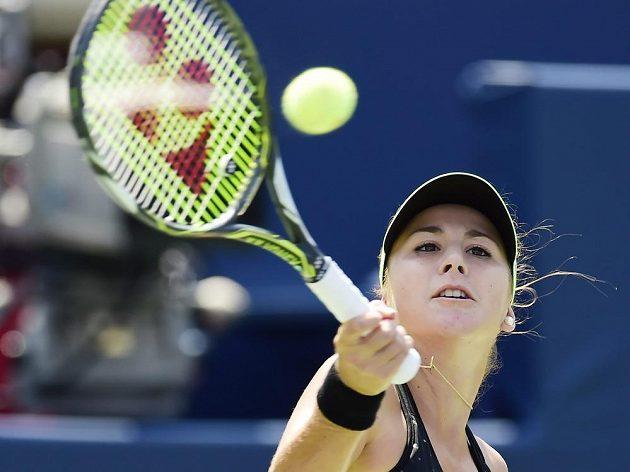 Belinda Bencicová velice rychle stoupá na tenisové výsluní.
