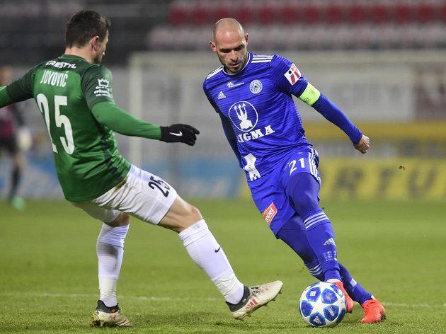 Olomouc bojovala o ligové body s Jabloncem