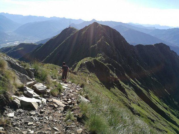 Scenic Trail - výhledy stály za dřinu.