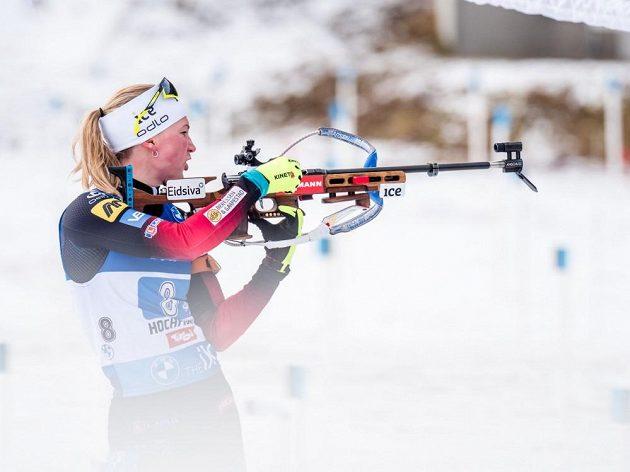 Norská štafeta dokázala zvítězit s téměř půlminutovým náskokem i přes jedno trestné kolo.