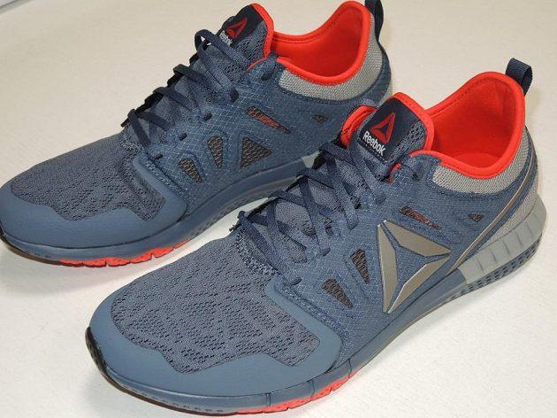 Boty Reebok Zprint 3D: Celkový pohled na boty.