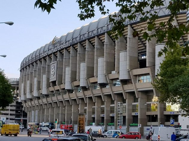 Na stadiónu Realu Madrid budou hrát fotbalisté Plzně