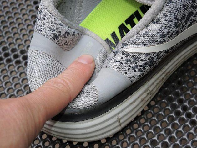 Boty Nike Free RN Distance - pata je opravdu velmi ohebná.
