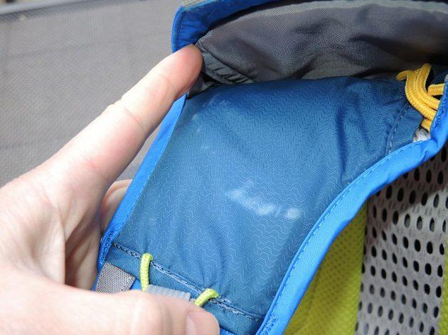 Běžecký batoh/běžecká vesta CamelBak Ultra 10 - opotřebení je i po dlouhém používání minimální.