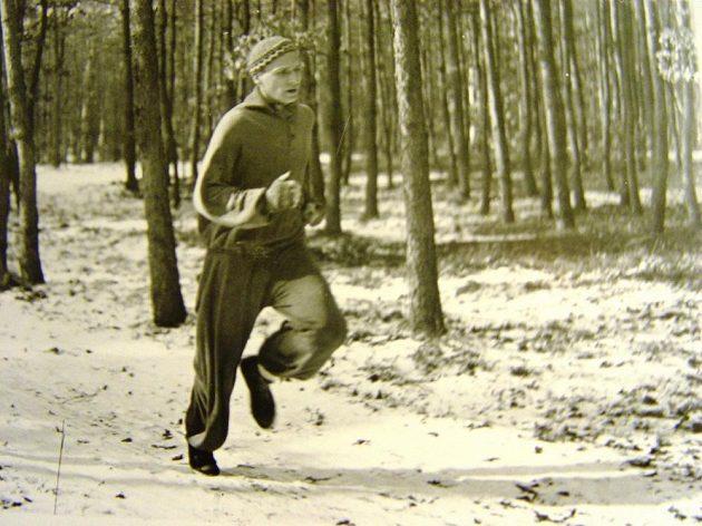 Takhle se dříve trénovalo na olympiádu.