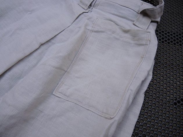 Běžecká suknice Zahálka BS 1.0: Detail přídavné kapsy.