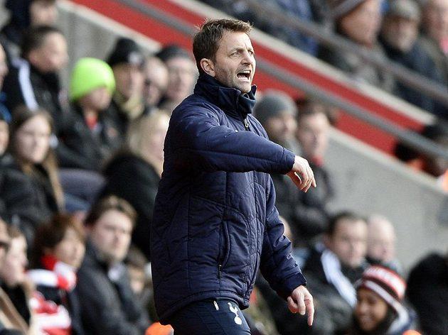 Trenér Tottenhamu Hotspur Tim Sherwood.