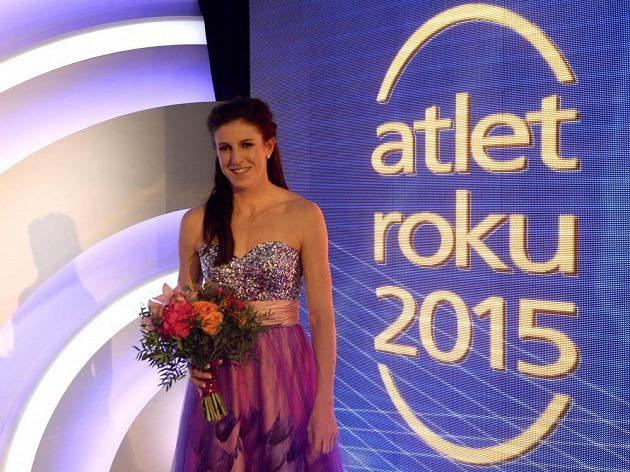 Zuzana Hejnová neměla v tuzemské anketě Atlet roku 2015 konkurenci.
