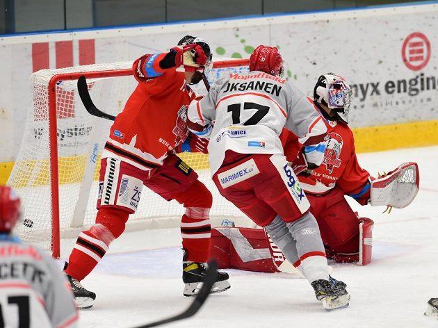Hradec Králové vstřelil Olomouci branku.