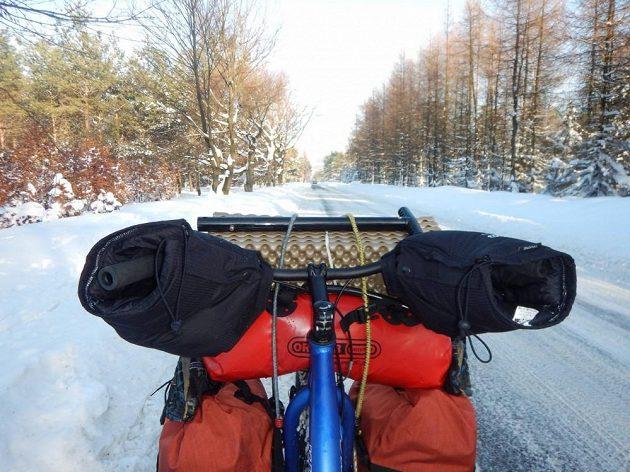 Dalibor Beneš - dlouhá cesta z pohledu řidiče koloběžky.