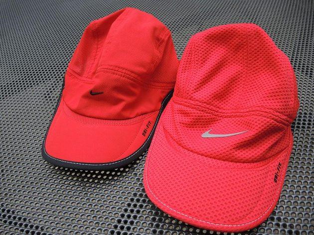 Kšiltovka Nike Run Mesh Daybreak: Stará a nová verze.